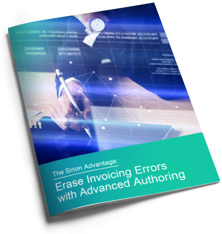 [Whitepaper] Eliminate Invoicing Errors with Advanced Authoring on Sirion