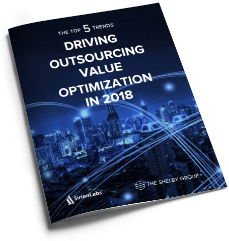 The Top 5 Trends Driving Outsourcing Value Optimization in 2018