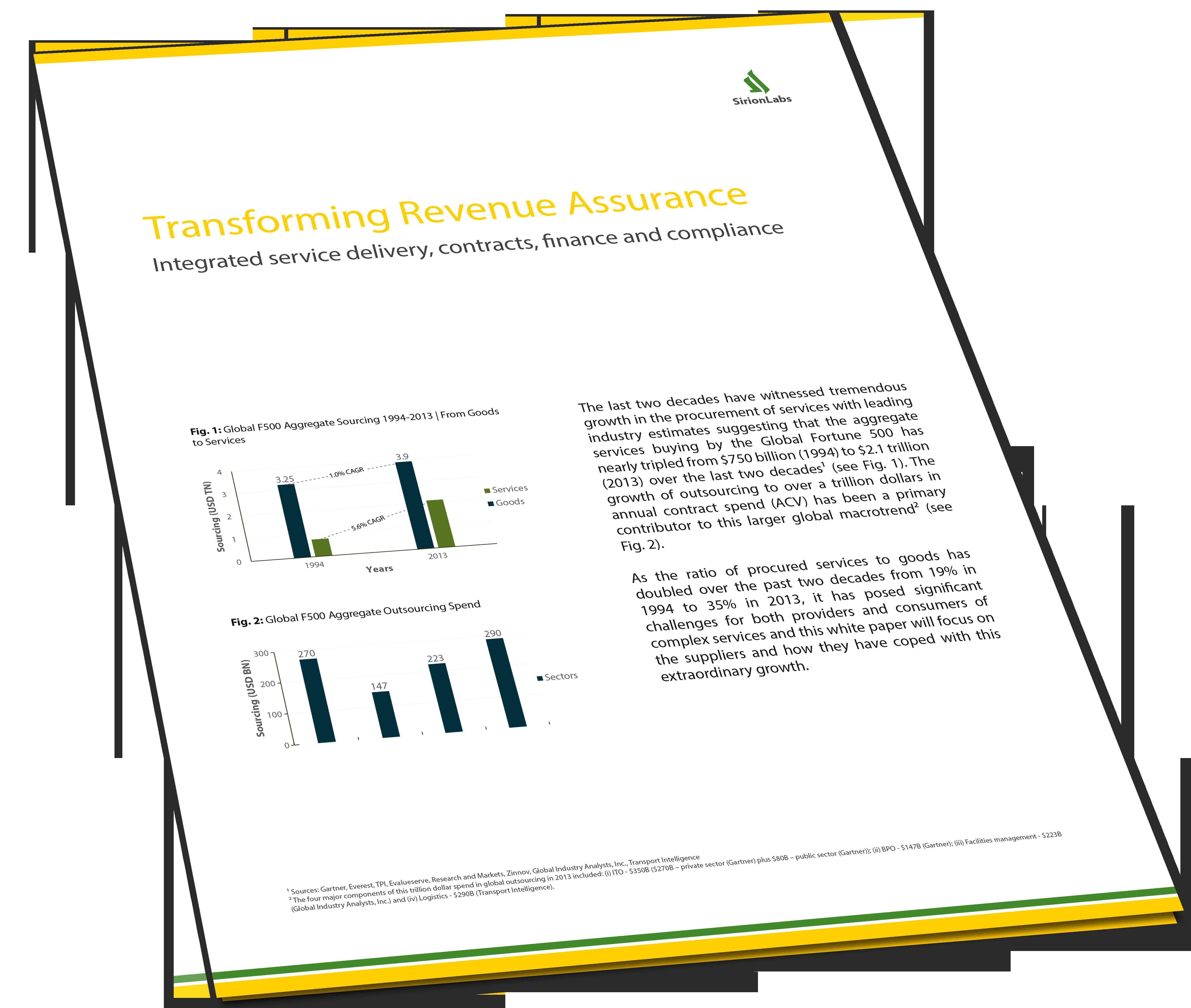 Whitepaper - Transform Revenue Assurance